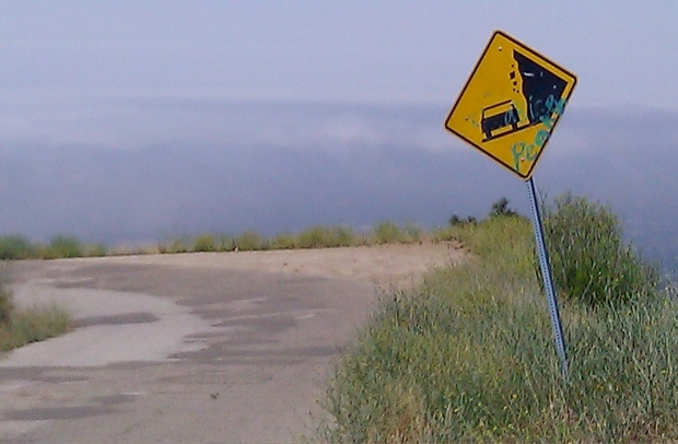 Gibralter Road, Santa Barbara, Cali